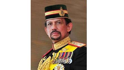 Điện mừng kỷ niệm lần thứ 75 ngày sinh Quốc vương Brunei Darussalam