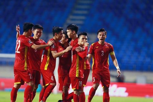 ĐT Việt Nam sẽ được thi đấu trên sân nhà tại vòng loại cuối World Cup 2022