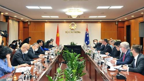 Thúc đẩy thương mại hai chiều Việt Nam - Úc