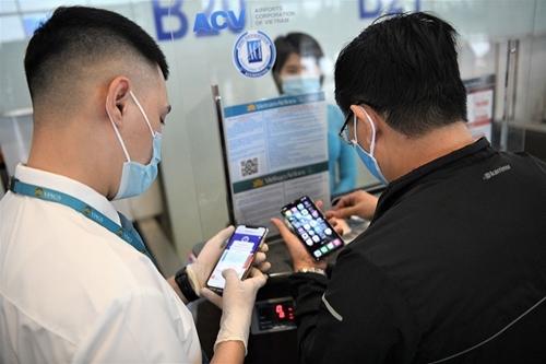 Vietnam Airlines nâng cấp ứng dụng di động đẩy mạnh chuyển đổi số