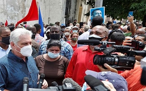 Cách mạng sắc màu ở Cuba Phiên bản mới của âm mưu cố hữu