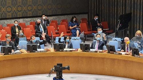 Thông qua nghị quyết gia hạn hoạt động của Phái bộ LHQ tại Yemen