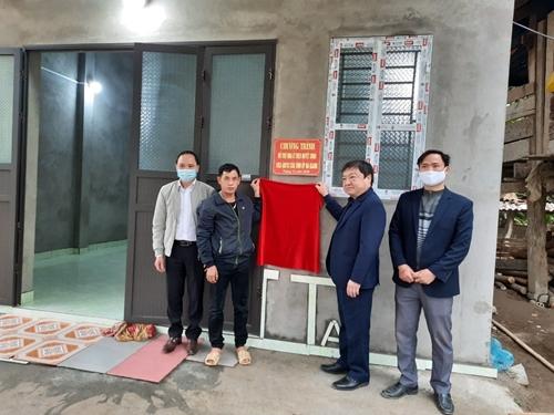 Hà Giang Đẩy mạnh công tác hỗ trợ nhà ở cho người có công, cựu chiến binh nghèo và hộ nghèo