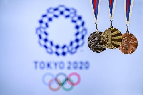 Bộ huy chương chính thức của Olympic Tokyo 2020 có gì đặc biệt