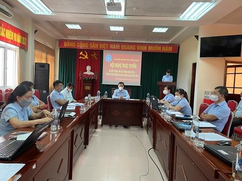 BHXH Tuyên Quang Nỗ lực, quyết tâm hoàn thành các chỉ tiêu nhiệm vụ 2021