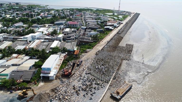 Rà soát tình hình sử dụng khu vực biển, sử dụng đất có mặt nước ven biển
