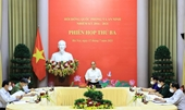 Chủ tịch nước Nguyễn Xuân Phúc chủ trì Phiên họp thứ ba Hội đồng Quốc phòng và An ninh nhiệm kỳ 2016 - 2021