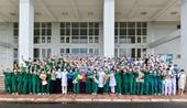 460 y, bác sĩ, sinh viên Hải Phòng tham gia hỗ trợ TP Hồ Chí Minh chống dịch