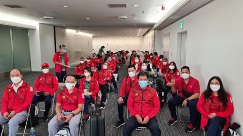 Đoàn Thể thao Việt Nam bắt đầu hành trình chinh phục Olympic Tokyo 2020