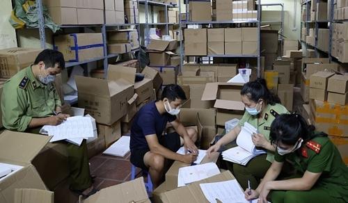 Hà Nội Thành lập các đoàn kiểm tra liên ngành mặt hàng mỹ phẩm, dược phẩm, thiết bị y tế