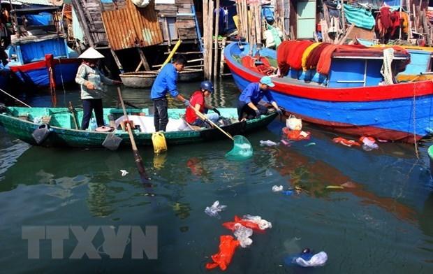 Việt Nam xây dựng Thỏa thuận toàn cầu chống rác thải nhựa đại dương