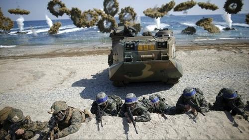 Triều Tiên chỉ trích Hàn Quốc tập trận chung với Mỹ