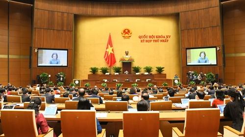 Đã xác nhận 499 người trúng cử đủ tư cách đại biểu Quốc hội khóa XV