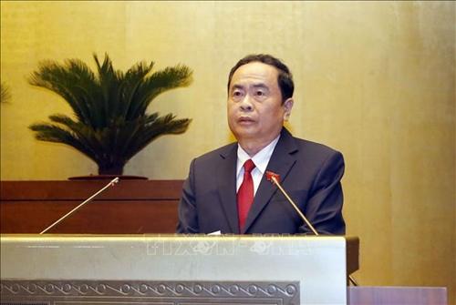 Tin tưởng Quốc hội khóa XV sẽ hoàn thành xuất sắc nhiệm vụ