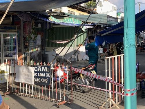 Cung cấp hàng hóa từ các địa phương về TP Hồ Chí Minh vẫn đang gặp khó khăn