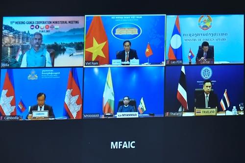 Hội nghị Bộ trưởng Ngoại giao Mê Công – sông Hằng lần thứ 11