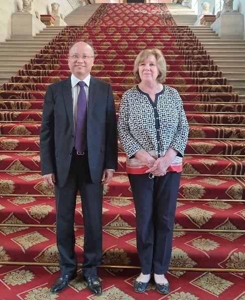 Tăng cường quan hệ giữa Quốc hội Việt Nam và Thượng viện Pháp