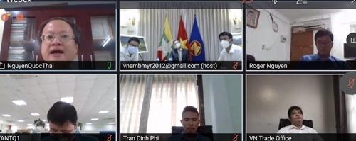 Hỗ trợ cộng đồng người Việt Nam tại Myanmar cách phòng, chống và điều trị COVID-19