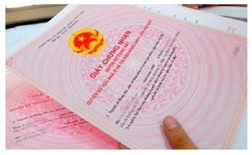 Thủ tục làm lại Sổ đỏ bị mất có cần giấy xác nhận của công an