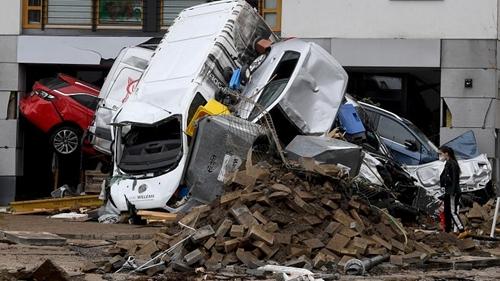 Đức thông qua gói cứu trợ khẩn cấp để khắc phục hậu quả thiên tai