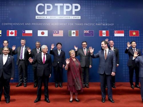 Peru chính thức phê chuẩn Hiệp định CPTPP