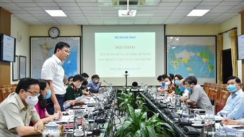Quy định rõ chức năng, nhiệm vụ của các tổ chức đảng hoạt động ở nước ngoài