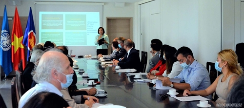 Thúc đẩy hợp tác kinh tế - thương mại, đầu tư giữa Việt Nam và Thụy Sỹ