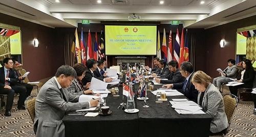 Tăng cường quan hệ Đối tác chiến lược ASEAN – Australia
