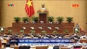 Quốc hội thảo luận về chương trình giám sát năm 2022