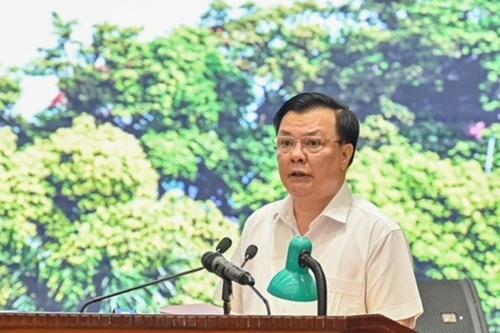Bí thư Hà Nội Đinh Tiến Dũng Trưng dụng chung cư chưa bàn giao, nhà thi đấu,  làm bệnh viện dã chiến