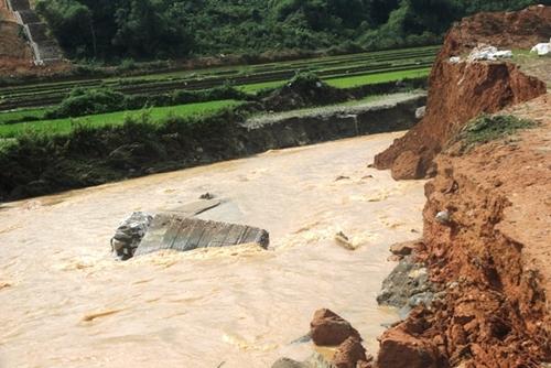 Chủ động ứng phó với mưa lớn, ngập lụt, lũ quét và sạt lở đất