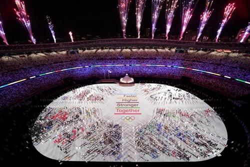 206 đoàn thể thao tham dự Olympic Tokyo 2020