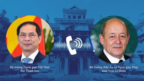 Pháp sẽ thúc đẩy việc cung cấp vắc-xin cho Việt Nam