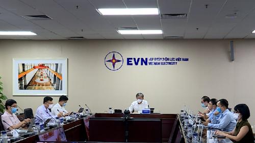 EVN tiếp tục thực hiện các phương án phòng chống dịch Covid-19 hiệu quả
