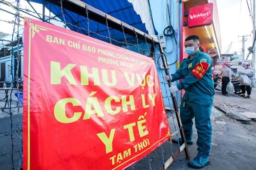 TP Hồ Chí Minh tiếp tục thực hiện Chỉ thị số 16 đến hết ngày 1 8