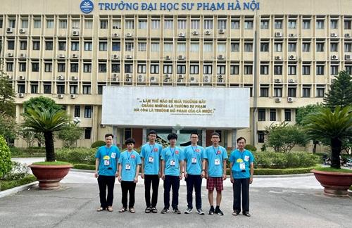 Việt Nam giành 3 Huy chương Vàng tại Kỳ thi Olympic Vật lý quốc tế 2021