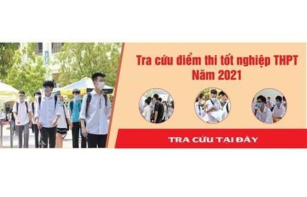 Cách tra cứu điểm thi tốt nghiệp THPT 2021
