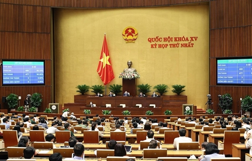 Quốc hội rút ngắn 3 ngày họp để tập trung cho công tác phòng, chống dịch COVID-19