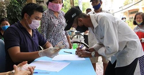 Lao động tự do tại TP Hà Nội nhận hỗ trợ như thế nào