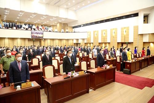 Hà Nội Hoãn tiếp xúc cử tri trước kỳ họp thứ hai, HĐND TP khóa XVI