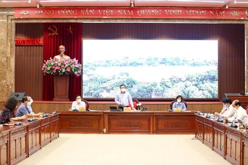 Hà Nội đảm bảo điều kiện tốt nhất để người dân thực hiện nghiêm Chỉ thị 16