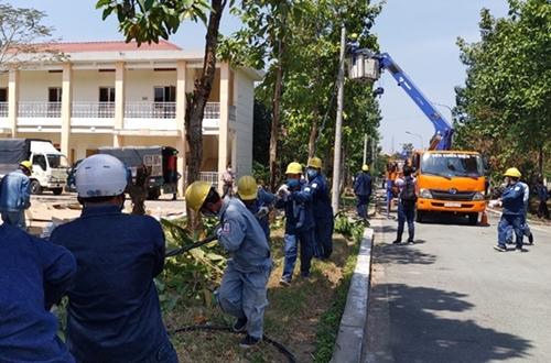 TP Hồ Chí Minh Đảm bảo cấp điện phục vụ phòng chống dịch COVID-19