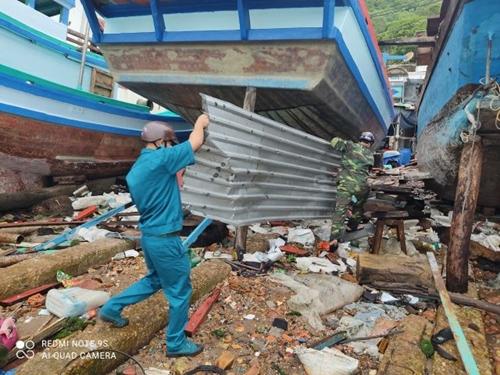 Kiên Giang nhanh chóng khắc phục hậu quả thiên tai