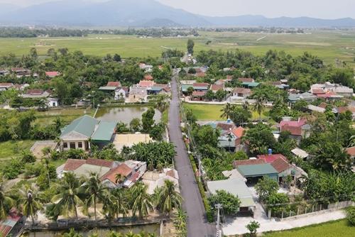 Lộc Hà tăng tốc để cán đích huyện nông thôn mới vào năm 2021