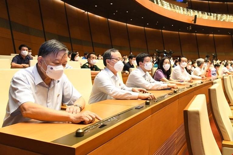 Quốc hội thông qua Nghị quyết về Chương trình giám sát năm 2022