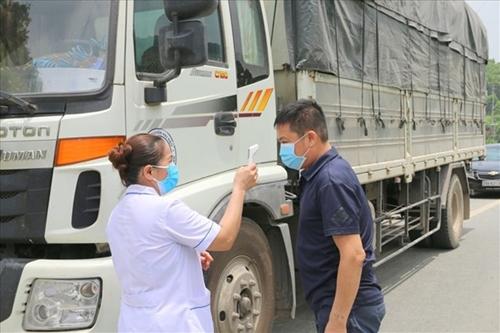 Bộ Giao thông Vận tải đồng ý xét nghiệm lưu động cho tài xế chở hàng