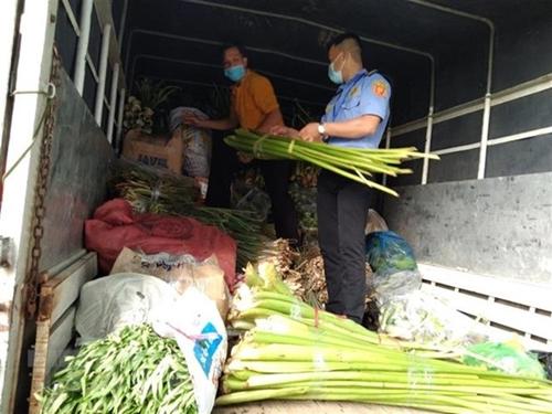 Khẩn trương gỡ khó cho phân phối nông sản tại các tỉnh, thành phía Nam