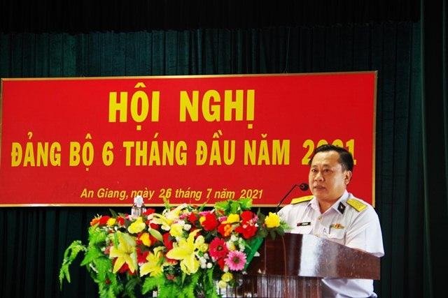 """Xây dựng Lữ đoàn 962 vững mạnh toàn diện """"mẫu mực, tiêu biểu"""""""