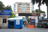 Ghi nhận 24 ca mắc COVID-19, cách ly toàn bộ Bệnh viện Phổi Hà Nội