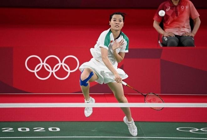 Olympic Tokyo 2021 Nguyễn Thùy Linh thất bại trước tay vợt số 1 thế giới